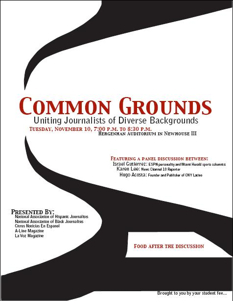 Common Grounds Event