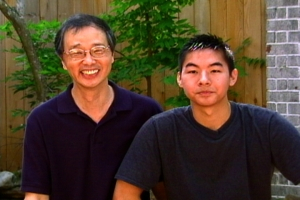Kevin and Michael Wu
